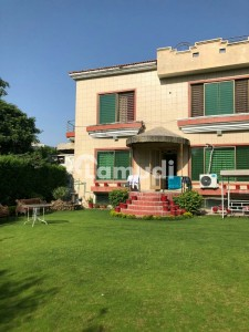 Farmhouse Building Size 21 Kanal Double Road Near Muree Road For Sale
