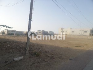 Famed Area 2000 Yard Residential Plot Is Up For Sell On 16th Lane Of Phase 7