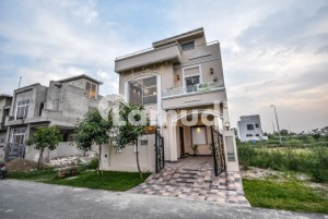 5 Marla Brand New Designer House For Sale In DHA Phase 9 Town