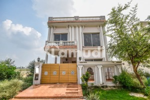 Original Picture 5 Marla Brand New house available in DHA 9 Town Near to Main Road