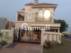 Original Picture 5 Marla Brand New Out Class house available in DHA 9 Town Near to Main Road