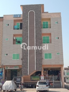 Ideal Flat For Sale In National Police Foundation O-9