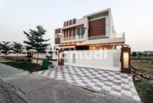 Brand New One Kanal Contemporary Bungalow For Sale In Block R Of Phase 7 Dha Lahore