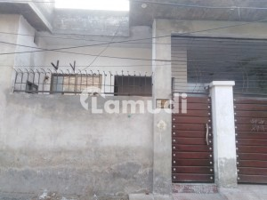3 Marla House Is Available For Rent In Shadab Colony