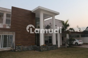2 Kanal Fully Furnished House For Rent
