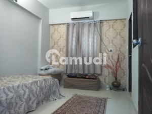 2 Bed Lounge Fully Furnished  2nd Floor Fully Renovated Good Location Family Building