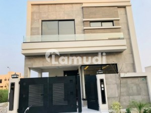 5 Marla Beautiful Modern Design House For Rent In Dha 9 Town