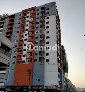 1020  Square Feet Flat Is Available In North Nazimabad