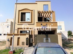 5 Marla Brand New Beautiful House For Rent In Bahria Bb Block