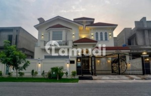 One Kanal Faisal Rasool Design Full Spanish Built Must See House With An Unparalleled Level Of Quality In Dha Phase 6