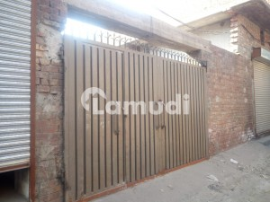 1 Kanal Warehouse In GT Road For Sale At Good Location