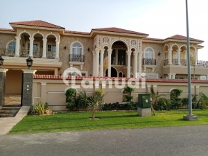 2 Kanal Elegant Design Luxury Bungalow For Sale In D H A Lahore Phase 6 Block D
