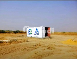 Residential Plot For Sale In Beautiful Gadap Town