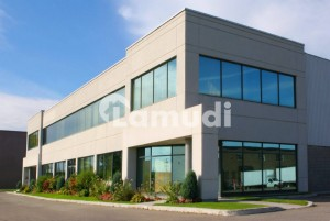 20000 Sqft Beautiful Building With Big Hall In Basement And Ground Floor Available For Sale