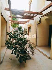 1000 Sq Yds Duplex Slightly Used Bungalow For Rent