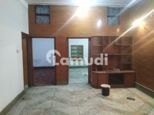 1125  Square Feet Lower Portion Is Available For Rent In Cantt