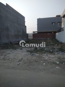 10 Marla Plot For Sale In Woods Block In Paragon City Lahore
