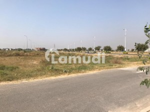 5 Marla Residential Plot In Dha 9 Town Best Option very Good Opportunity