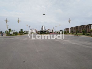 You Can Find A Gorgeous Commercial Plot For Sale In Citi Housing Society