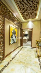 The Most Beautiful Design 4 Kanal Bungalow For Rent At Prim Location In Low Price