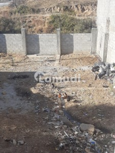 33 Marla Commercial Plot With Constructed Building