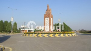 5 Marla Residential Plot Situated In Grand Avenues Housing Scheme For Sale