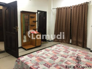 Furnished Portion Available For Rent In Bahria Town Phase 8