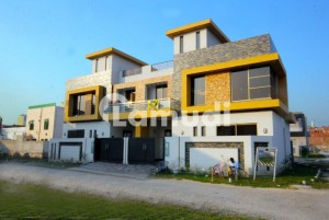 Super Luxury Top Class Location 5 Marla Brand New House For Sale