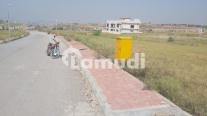 10 Marla Residential Plot No 1014 Available In Bahria H Block