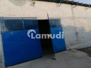 1125  Square Feet Warehouse Is Available For Sale
