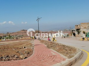 Sector N 5 Marla 26x45 Residential Plot for Sale in Bahria Enclave Islamabad