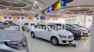 Car Showroom Available Khalid Bin Waleed Road