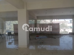 1600 Square Feet Commercial Hall For Rent In G11
