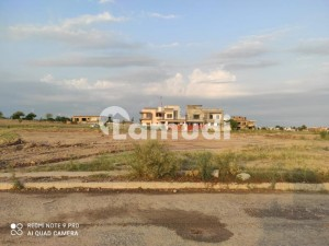 Plot For Sale In Block L 708 7 Marla Developed And Possession Able In Beautiful Gulberg Islamabad At Best Price