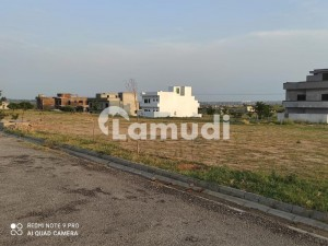 Plot For Sale 7 Marla In Block J 162 In Beautiful Gulberg Islamabad At Best Price