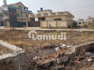 5 Marla Corner Plot For Sale In Bani Gala 786 Road