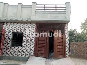 House In Jinnah Park Sized 4 Marla Is Available