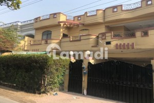 1 Kanal Beautiful House Is Available For Sale In Mustafa Town Lahore