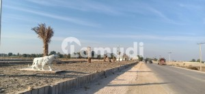 2700 Sq. Feet Residential Plot For Sale In Syed Defence Garden On Nawabshah Bypass