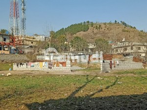 9000  Square Feet Residential Plot Available In Muzzaffarabad City For Sale