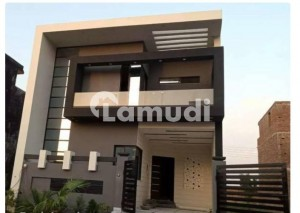 5 Marla Double Storey House In Al Ahmad Garden