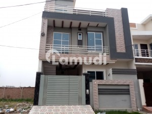Good 5 Marla House For Rent In Jeewan City Housing Scheme