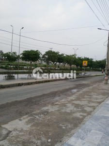 Kanal Plot For Sale In D Block At 50 Ft Road