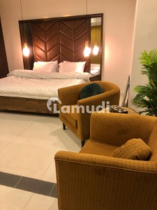 Dha Airport Road Luxury Furnished Apartment For Short And Long Time