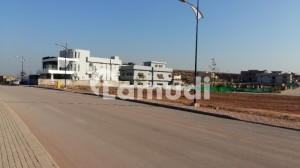 Plot For Sale In Sector A Bahria Enclave Islamabad