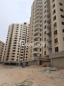 Burj-Ul-Harmain 3 Bedrooms Flat Is Available For Sale