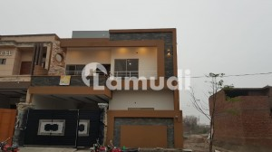 7 Marla House For Sale In Punjab Housing Foundation Satina Road