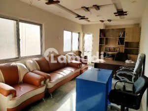 Furnished Office Is Available For Rent