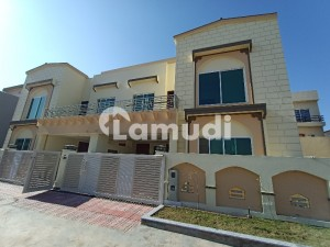 Usman Block 7 Marla Brand New Luxury House Double Unit Bahria Town Phase 8 Rawalpindi