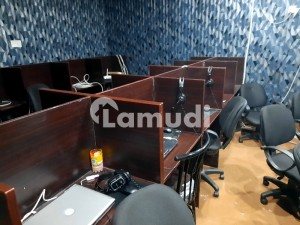 4608  Square Feet Office Is Available For Rent In Samanabad